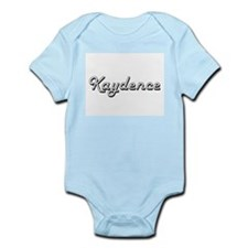 Kaydence Classic Retro Name Design Body Suit