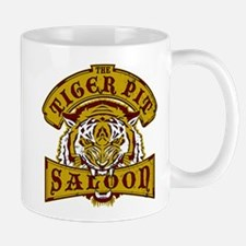 tigerpitsaloon Mugs