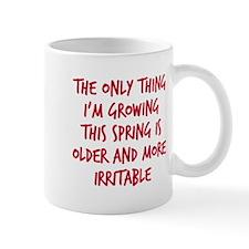 Growing this spring Mug