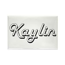 Kaylin Classic Retro Name Design Magnets