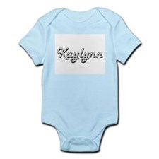 Kaylynn Classic Retro Name Design Body Suit