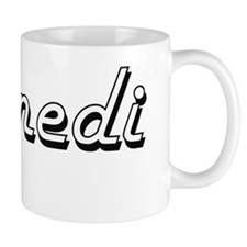 Kennedi Classic Retro Name Design Mug