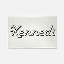 Kennedi Classic Retro Name Design Magnets