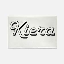 Kiera Classic Retro Name Design Magnets