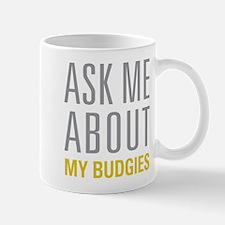 My Budgies Mugs