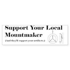 Mountmaker Bumper Sticker