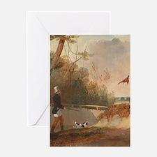 Pheasant Shootin Greeting Cards