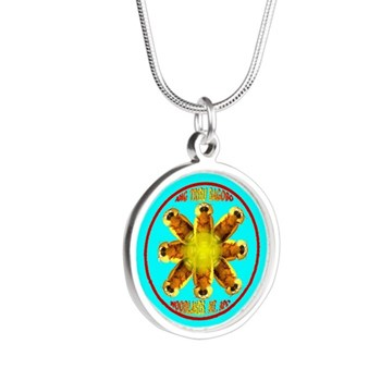 Mt. Apo, fireflies, Gifts of the Shaman, shield, talisman, good luck, good fortune, long life, enlightenment, joy, happiness, Great Spirit, Mother Nature, all knowing, health, magic, communication at the speed of light, rosette></a><br>Mt. Apo Firefly Necklace<br><br>Wear the Mt. Apo Firefly Necklace as a Talisman to ward off evil spirits and bring good fortune and blessings of joy, happiness, love, romance, long life and enlightenment