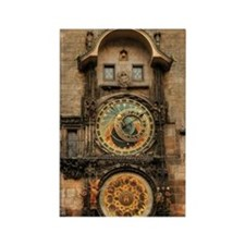 Astronomical Clock Rectangle Magnet
