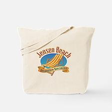 Jensen Beach - Tote Bag