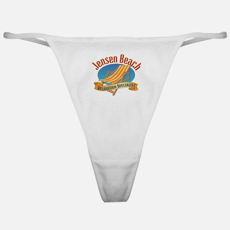 Jensen Beach - Classic Thong