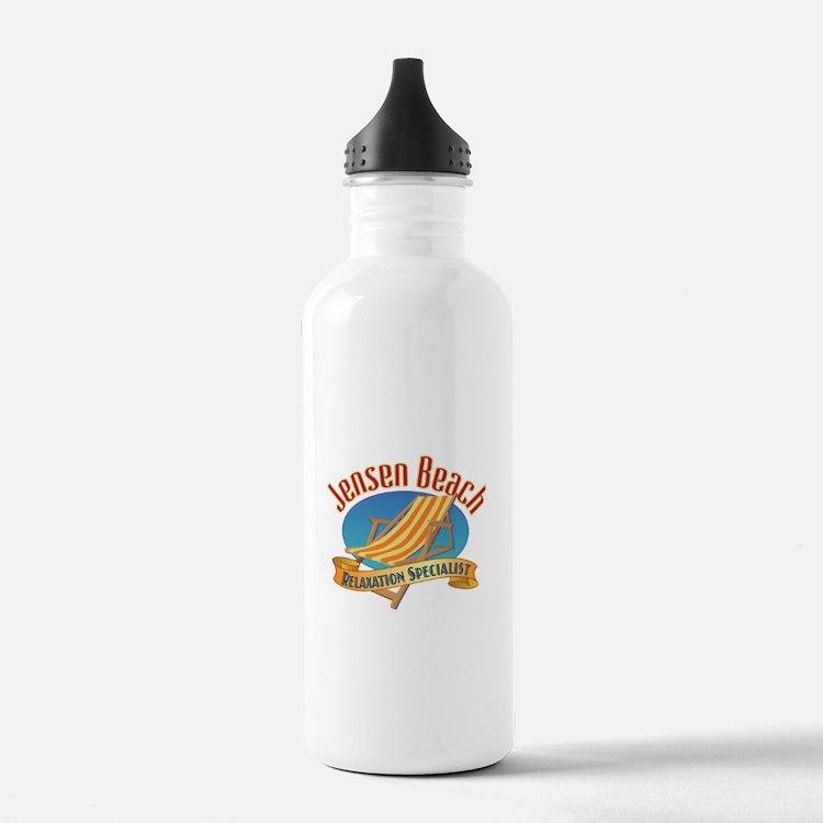 Jensen Beach - Water Bottle