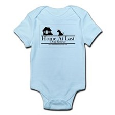 Home At Last Logo Body Suit