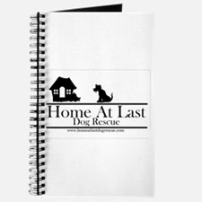 Home At Last Logo Journal