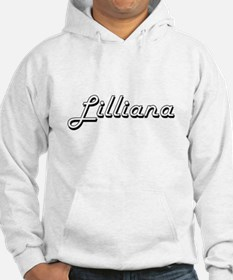 Lilliana Classic Retro Name Desi Hoodie Sweatshirt