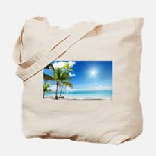 Paradise Corner Tote Bag