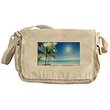 Paradise Corner Messenger Bag