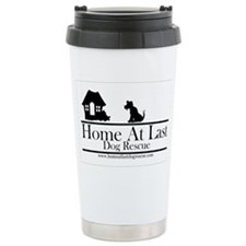 Home At Last Logo Travel Mug
