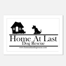Home At Last Logo Postcards (Package of 8)