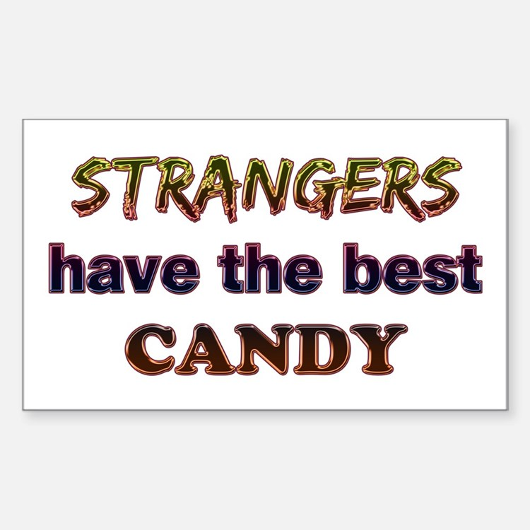 The Best Candy Decal