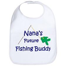 Nana's Future Fishing Buddy Bib