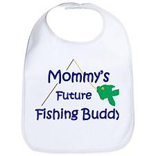 Mommy's Future Fishing Buddy Bib
