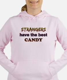 The Best Candy Women's Hooded Sweatshirt