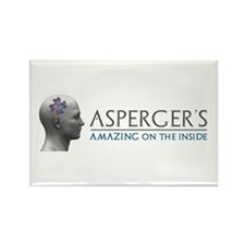 Asperger's Amazing Head Magnets