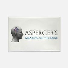 Asperger's Amazing Head Magnets