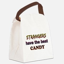 The Best Candy Canvas Lunch Bag