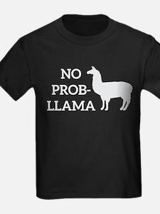 No probllama T-Shirt