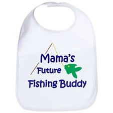 Mama's Future Fishing Buddy Bib
