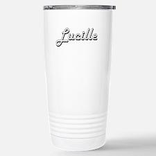 Lucille Classic Retro N Travel Mug