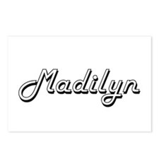 Madilyn Classic Retro Nam Postcards (Package of 8)