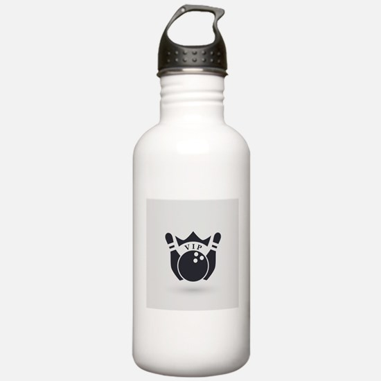 Bowling for VIPs Water Bottle