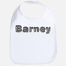Barney Wolf Bib