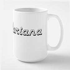 Mariana Classic Retro Name Design Mugs