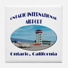 Cute Travel cup Tile Coaster