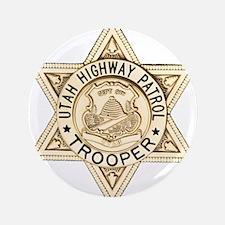 Utah Highway Patrol Button