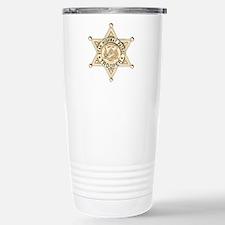 Utah Highway Patrol Stainless Steel Travel Mug