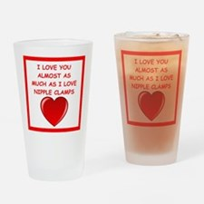 bdsm Drinking Glass