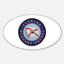 Florida Highway Patrol Decal