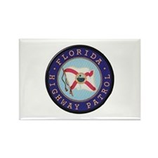 Florida Highway Patrol Magnets