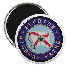 Florida Highway Patrol Magnets