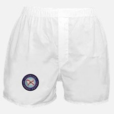 Florida Highway Patrol Boxer Shorts