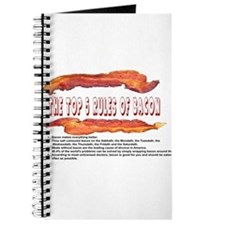 THE TOP 5 RULES OF BACON Journal
