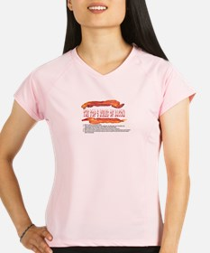 THE TOP 5 RULES OF BACON Performance Dry T-Shirt