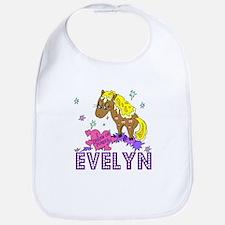 I Dream Of Ponies Evelyn Bib