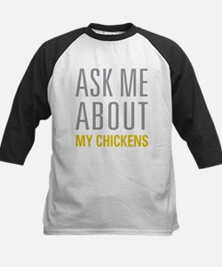 My Chickens Baseball Jersey