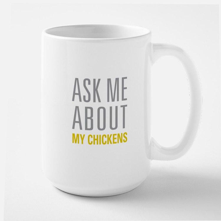 My Chickens Mugs